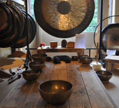 Relaxació profunda amb Bany de gong
