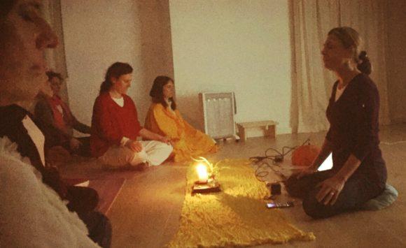 Meditació Solidària amb Jin-Pa